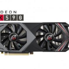 Placa video ASRock Radeon RX 590 Phantom Gaming X OC, 8GB, GDDR5, 256-bit