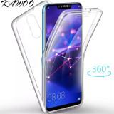 "Husa de silicon 360 "" Huawei Mate 20 Lite / P20 lite / P20 Pro / P Smart 2018"