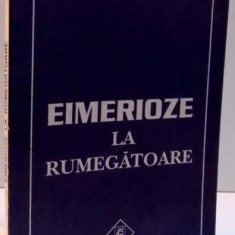 EIMERIOZE LA RUMEGATOARE , 1996