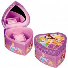 Cutie pentru bijuterii Fetite Princess