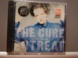 THE CURE - ENTREAT (1989/FICTION/RFG) - CD-RAR/ORIGINAL/NOU/SIGILAT, universal records