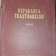 REPARAREA TRACTOARELOR VOLI,II