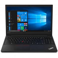 Laptop Lenovo ThinkPad E590 15.6 inch FHD Intel Core i5-8265U 8GB DDR4 1TB HDD 256GB SSD Windows 10 Pro Black