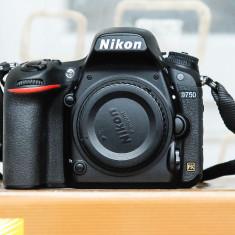 Body Nikon D750 - 22.000 cadre