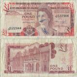 1975 ( 20 XI ) , 1 pound ( P-20a ) - Gibraltar