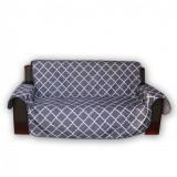 Husa protectie canapea mobila, Lux,  bebelusi, copii, caini si pisici, Virtupet™