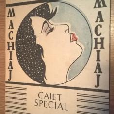 Machiaj - Caiet special (Oficiul de Informare Documentare, UCECOM)