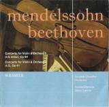 Mendelssohn/Beethoven –Scottish Chamber Orchestra Soloist–Concerto For Violin