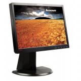 Monitor Lenovo ThinkVision L1940p LCD, 19 Inch, 1440 x 900, VGA, DVI