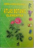 ATLAS BOTANIC ELEMENTAR de GABRIELA - CORINA KODZABASIJA , 2008