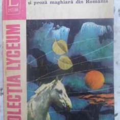 DINCOLO DE FORMA. PAGINI DE POEZIE SI PROZA MAGHIARA DIN ROMANIA - COLECTIV, Camil Petrescu