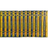Colectia Disney Magic English (DVD), Nr. 1-23