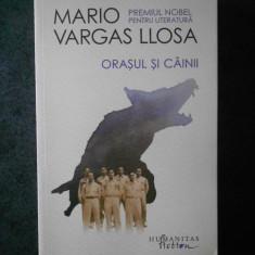 MARIO VARGAS LLOSA - ORASUL SI CAINII (2017, stare impecabila)