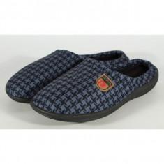 Papuci de casa bleumarini din plus - 12629