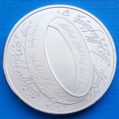 Noua Zeelanda - Stapanul inelelor 2003 UNC Argintiu