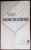 LEONID DIMOV - DESCHIDERI (VERSURI, ed. princeps 1972/cu stampile de biblioteca)