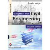 English for Civil Engineering. Student's Book. Part II - Ionela Ionitiu