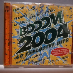 Boom 2004 vol 3 - Selectii - 2CD - (2004/BMG/Germany) - CD ORIGINAL/Sigilat/Nou, BMG rec
