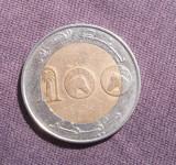 ALGERIA 100 DINARI 1993, Africa