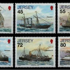 Anglia - Jersey, 2010, nave, vase, corabii