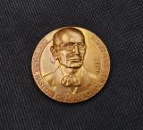 Medalie Medicina Romania - Dr. Mihai Ciuca - Saveni - 1983