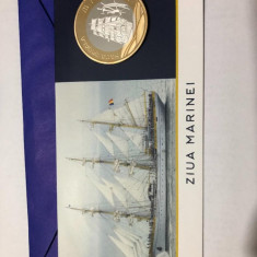 Medalie ziua marinei , tiraj limitata 300 buc