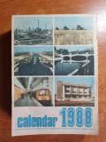 calendar de perete 1988- 365 file
