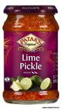 PATAK'S Lime Pickle Medium (Muraturi Indiene de Lamaie Mediu) 283g