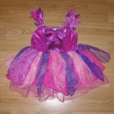 Costum carnaval serbare zana fluture fluturas pentru copii de 3-4 ani, Din imagine