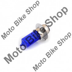 MBS Bec far halogen albastru PX15D 12V 35/35W, Cod Produs: MBS060206