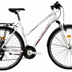 Bicicleta Oras Devron Urbio T1.8 L 535mm Ivory White 28