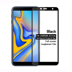 Folie Sticla Samsung Galaxy J6+ / J4+ Protectie Display Acoperire Completa