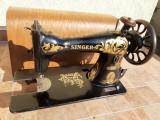 Masina de cusut veche Singer 28k anul 1879