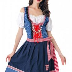 E622-000 Costum tematic, model chelnarita Oktoberfest, M, M/L