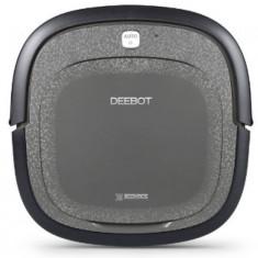 Aspirator robot Deebot DA5G.11, Autonomie 110 min, 0.32 L, 15 W (Negru)