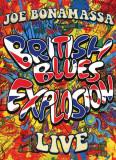 Joe Bonamassa British Blues Explosion (bluray)