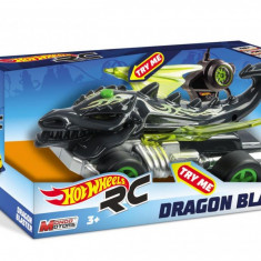 Hot Wheels - Masina RC Dragon 1:24