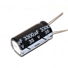 Condensator Electrolitic 3300 uF, 35 V