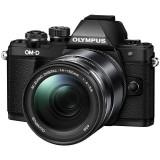 Aparat foto Mirrorless Olympus E-M10 Mark III 16.1 Mpx Black Kit EZ-M 14-150mm IIR Kit Black