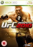 Ufc Undisputed 2010 Xbox360, Thq