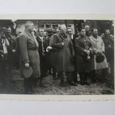 Fotografie colectie 138 x 90 mm general de armata roman din anii 30