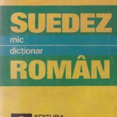 Jorgen F. Salzer - Mic dicționar suedez - român