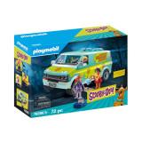 Cumpara ieftin Set de joaca Playmobil Scooby-Doo Masina Misterelor
