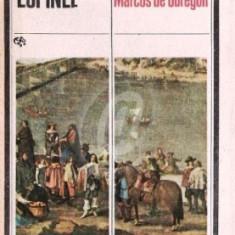 Istorisirea vietii scutierului Marcos de Obregon
