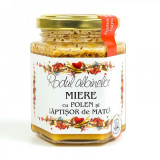 Miere, polen si laptisor de matca (200 g) - Prisaca Transivania