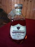 President whiskey