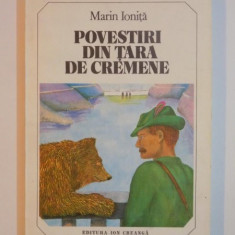 POVESTIRI DIN TARA DE CREMENE de MARIN IONITA , 1980