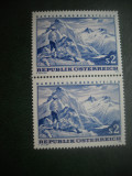 HOPCT TIMBRE MNH 805 TURISM SI ALPINISM  1970 -1 VAL AUSTRIA