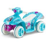 Mașinuță electrică Disney Frozen Toddler Quad, Albastru