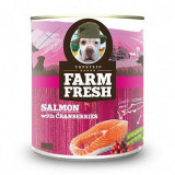Farm Fresh - Salmon with Cranberries 750g
